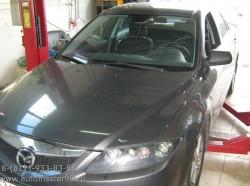 Mazda 6 комплекс работ