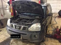 Nissan X-Trail капитальный ремонт двигателя