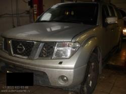 Ремонт двигателя YD25DDTI автомобиля Nissan Navara