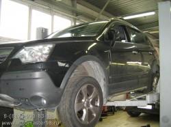 Opel Antara уплотнение раздаточной коробки