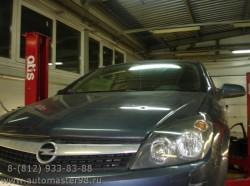 Opel Astra H ремонт подвески и тормозной системы