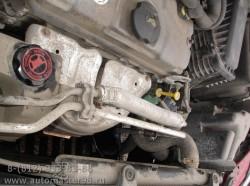 Peugeot 206 замена датчика давления ГУР