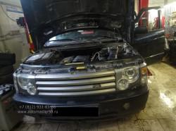 Range Rover ремонт топливного насоса