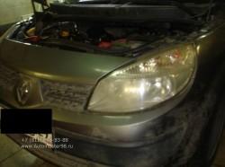 Renault Scenic капитальный ремонт двигателя K9K