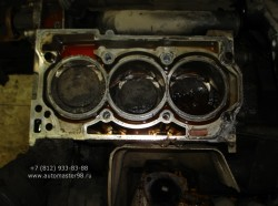 Skoda Fabia капитальный ремонт двигателя AZQ
