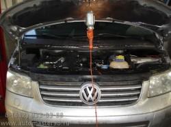 Volkswagen Multiven ремонт топливной системы