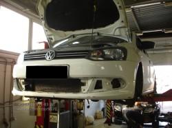 VW Polo замена сцепления
