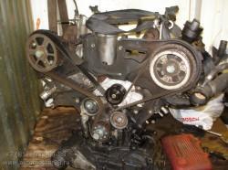 Ремонт двигателя BAU 2.5 TDI VW автомобиля VW Passat
